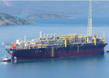 三井海洋開発、ブラジル沖合油田...